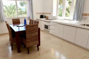 Hacienda Encanto del Rio, Apartmány  Es Figueral Beach - big - 49