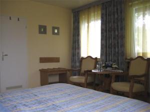 Hotel Schweizer Haus, Vendégházak  Bielefeld - big - 14