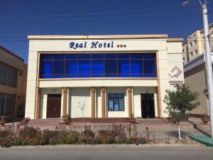 Real Hotel, Szállodák  Urganch - big - 21