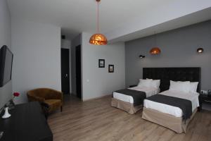 L.M Club Hotel, Hotels  Tbilisi City - big - 9