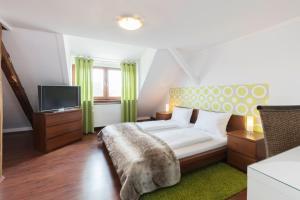 Hotel Villa Rosa, Отели  Аллерсхаузен - big - 13