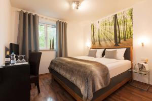 Hotel Villa Rosa, Отели  Аллерсхаузен - big - 19