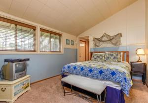 Beach Haven, Holiday homes  Lincoln City - big - 4