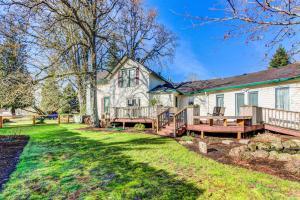 Moore Farmhouse, Dovolenkové domy  Newberg - big - 40
