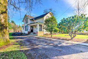Moore Farmhouse, Dovolenkové domy  Newberg - big - 10