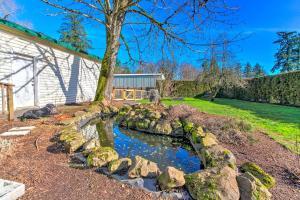 Moore Farmhouse, Dovolenkové domy  Newberg - big - 28