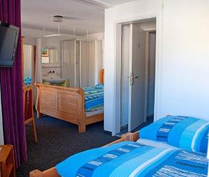 Hotel Haus am Wald, Ароза