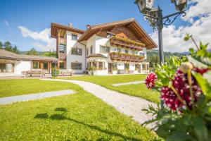 Apartments Hubertushof, Aparthotels  Toblach - big - 21