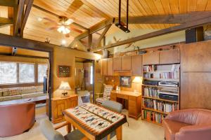 Cozy Jay Cabin, Case vacanze  Sunriver - big - 22