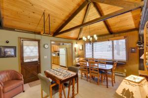 Cozy Jay Cabin, Case vacanze  Sunriver - big - 28