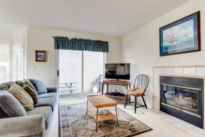 Victorian By The Sea, Holiday homes  Lincoln City - big - 20