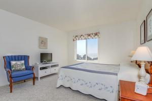 Victorian By The Sea, Holiday homes  Lincoln City - big - 39
