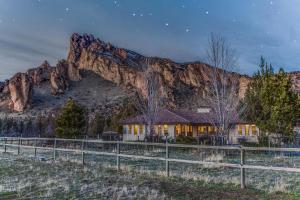 Smith Rock Casa, Nyaralók  Crooked River Ranch - big - 38