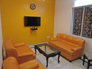 We At Home Apartment, Malviya Nagar :), Апартаменты  Нью-Дели - big - 19