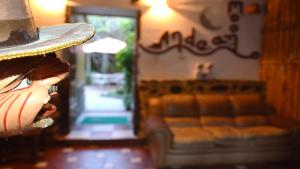 Hostal Andean Moon, Guest houses  Ollantaytambo - big - 77