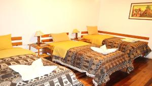 Hostal Andean Moon, Guest houses  Ollantaytambo - big - 12