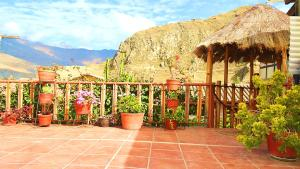 Hostal Andean Moon, Guest houses  Ollantaytambo - big - 16