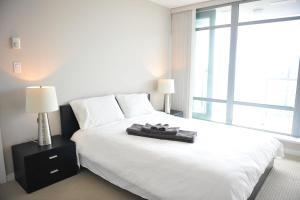 Comfortable 3BDR 2BA condo in Central Richmond, Appartamenti  Richmond - big - 6