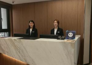 Yi Su Hotel-Taipei Ningxia, Szállodák  Tajpej - big - 39