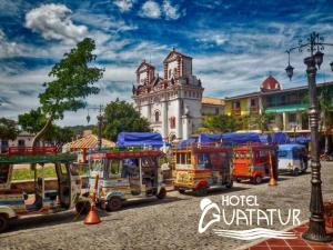 Hotel Guatatur, Szállodák  Guatapé - big - 101