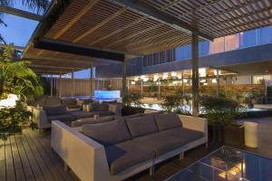 Hotel SB Diagonal Zero Barcelona 4* Sup, Отели  Барселона - big - 41