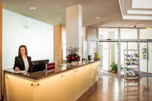 BEST WESTERN PLUS Steubenhof Hotel, Hotely  Mannheim - big - 18