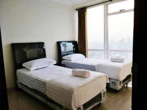 2 BR Luxury Apartment Menteng Park, Apartmány  Jakarta - big - 13