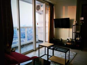 2 BR Luxury Apartment Menteng Park, Apartmány  Jakarta - big - 11