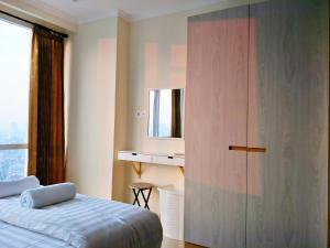 2 BR Luxury Apartment Menteng Park, Apartmány  Jakarta - big - 8