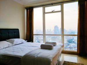 2 BR Luxury Apartment Menteng Park, Apartmány  Jakarta - big - 7