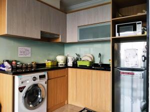 2 BR Luxury Apartment Menteng Park, Apartmány  Jakarta - big - 5