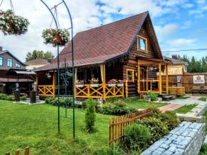 Дом для отпуска Теремок, Кострома