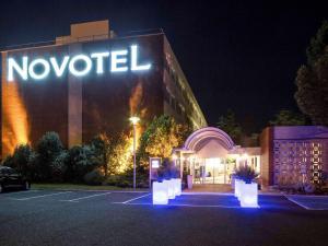 Novotel Toulouse Purpan Aéroport, Hotel  Tolosa - big - 58
