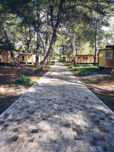 Mobile homes Adriatic Camping Brijuni - Pineta**