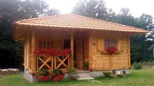 Etno Domaćinstvo Stanković, Ferienwohnungen  Gornji Milanovac - big - 26