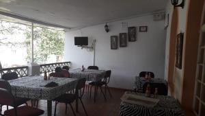 Villa Tafika Lodge, Lodge  Yangala - big - 23