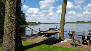 Ferienhaus am Ruppiner See, Case vacanze  Wustrau - big - 13