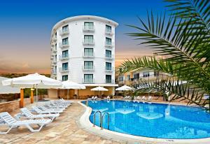 Ayvalik Cinar Hotel, Hotels  Ayvalık - big - 21