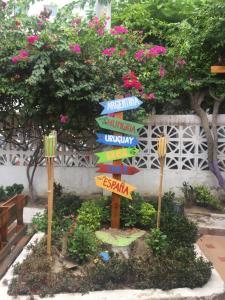 Morros Hostel, Hostely  Santa Marta - big - 2