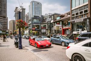 QuickStay - Luxury Executive in Yorkville (Yonge & Bloor), Apartmány  Toronto - big - 63