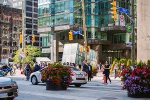 QuickStay - Luxury Executive in Yorkville (Yonge & Bloor), Apartmány  Toronto - big - 4