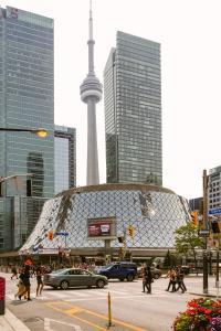 QuickStay - Luxury Executive in Yorkville (Yonge & Bloor), Apartmány  Toronto - big - 15
