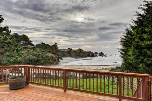 Bay View Beachfront, Ferienhäuser  Fort Bragg - big - 4