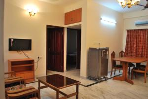 ARS Nest Serviced Apartments, Apartments  Chennai - big - 18