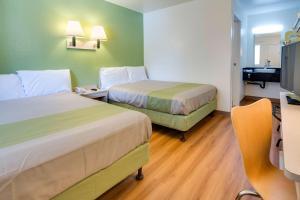 Habitación Doble Estándar con 2 camas dobles