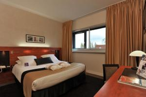 Mercure Maurepas Saint Quentin, Hotely  Maurepas - big - 21