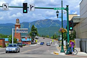 Wine Down And Relax Condo, Apartments  Whitefish - big - 15