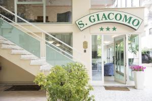 Hotel San Giacomo, Hotely  Cesenatico - big - 1