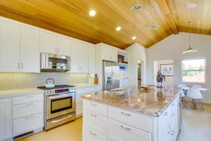Ocean Air Elegance, Holiday homes  Cayucos - big - 14