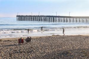 Ocean Air Elegance, Holiday homes  Cayucos - big - 12